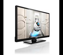 """Профессиональный светодиодный LED-телевизор 24"""" Studio, светодиодный, DVB-T/C MPEG 2/4  24HFL2819D/12 Philips"""