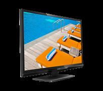 """Профессиональный светодиодный LED-телевизор 24"""" EasySuite, светодиодный, DVB-T2/T/C  24HFL3010T/12 Philips"""