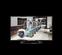 """Профессиональный светодиодный LED-телевизор 55"""" MediaSuite, светодиодный, с DVB-T2/T/C и MPEG 2/4  55HFL5009D/12 Philips"""