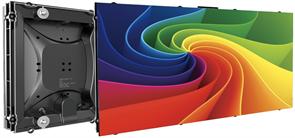 Светодиодный видеоэкран, видеостена 3,2 на 2 метра, шаг пикселя 4 мм