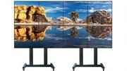 """Видеостена 4x4 Samsung UD55E-B 55"""", шов 3.5 мм"""