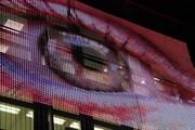 Медиафасад шаг пикселя 15/31мм размер экрана (мм) 12000х9000 разрешение экрана (px)  768х288