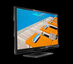 """Профессиональный светодиодный LED-телевизор 24"""" EasySuite, светодиодный, DVB-T2/T/C  24HFL3010T/12 Philips - фото 14982"""