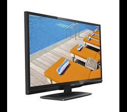 """Профессиональный светодиодный LED-телевизор 28"""" EasySuite, светодиодный, DVB-T2/T/C  28HFL3010T/12 Philips - фото 14984"""