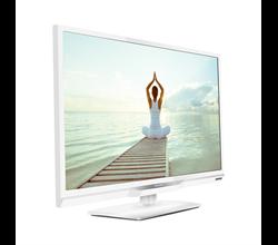 """Профессиональный светодиодный LED-телевизор 24"""" HeartLine, светодиодный, DVB-T2/T/C  24HFL3010W/12 Philips - фото 14990"""