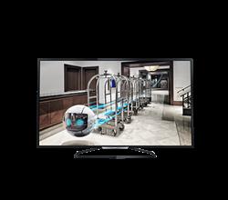 """Профессиональный светодиодный LED-телевизор 55"""" MediaSuite, светодиодный, с DVB-T2/T/C и MPEG 2/4  55HFL5009D/12 Philips - фото 14996"""