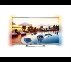 """Профессиональный светодиодный LED-телевизор 42"""" Signature, светодиодный, с DVB-T2/T/C и MPEG 2/4  42HFL7009D/12 Philips - фото 15009"""