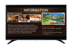 Коммерческий SuperSign телевизор LG 43LV640S - фото 15132