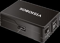 Аппаратный плеер VISIOBOX В корпусе - фото 15153