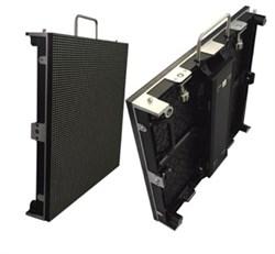 Светодиодный видеоэкран, видеостена 3,2 на 1,92 метра, шаг пикселя 2,5 мм - фото 17670