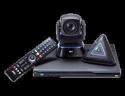 AVer EVC900. Система для организации видео конференцсвязи, до 10 точек, поворотная камера, 16х оптический Zoom, FullHD - фото 18118