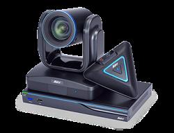 Система для организации видеоконференцсвязи, точка-точка, поворотная камера, 12х оптический  и 1,5х цифровой Zoom, FullHD - фото 18140