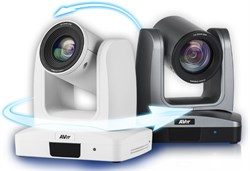 PTZ камера AVer FullHD, 30х оптическое + 12x цифр. увеличение, 3GSDI, HDMI, USB, RJ45, PoE+, скорость 0.1~100°/сек - фото 18237