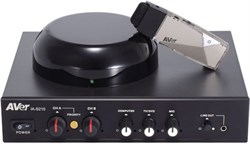 Комплект IA-S210 из 2 беспроводных микрофонов (ручной и нагрудный) с профессиональным аудиомикшером и выносным ИК приемником - фото 18480