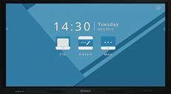 """Интерактивная панель IQTouch Candy 86"""" PRO IQBoard 4K, антибликовое закаленное стекло, 10 касаний, на ОС Android - фото 19458"""