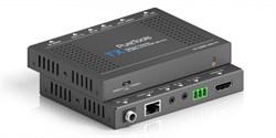 PureTools IPAV1100-TX IPAV - 4K HDMI и DP передатчик сигнала в защищенном корпусе - фото 20684