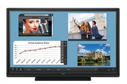 """Sharp PN60TW3A 60"""" Интерактивная панель, разрешение: FHD 1920*1080p, яркость 300 кд/м2, контрастность: 3000:1, режим работы: 24/7, мультитач 10 касаний/4, WiFi, (Touch DisplayLink 2.0). - фото 20778"""