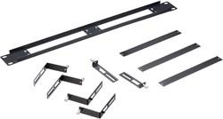 PureTools PT-RM-SE104 Комплект для монтажа 1U для 4x тонких плат расширения - фото 21428