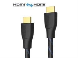 Sonero X-PHC011-005 высокоскоростной HDMI-HDMI кабель с поддержкой 4K и Ethernet - 0,50 м - фото 21835