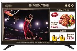 Коммерческий SuperSign телевизор LG 55LV640S