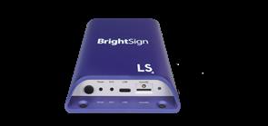 Профессиональный медиаплеерBrightSign LS424