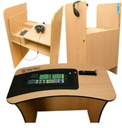 Мобильный лингафонный кабинет Lingua-Tronic на 8 мест