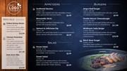 Варианты цифрового меню