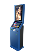 """Сенсорный терминал с двумя экранами Pay 2.0 19"""""""