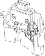 Пошаговый мотор для объективов Panasonic ET-D75MKS10