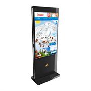Сенсорный киоск Black Glass Max Premium