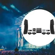 Комплект профессионального звукового оборудования для проведения городских мероприятий от 500 человек (Франция)