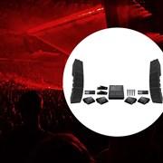 Комплект профессионального звукового оборудования для концертных залов от 500 человек (Франция)