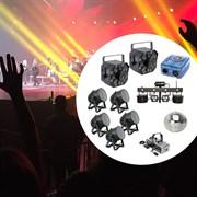 Комплект света универсальный для небольшого концертного зала