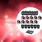 Комплект сценического света  для концертного зала на 1000 человек