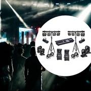 Комплект света для концертного зала до 500 человек