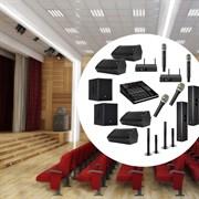 Комплект для актового зала до 300 квадратных метров (5 киловатт)