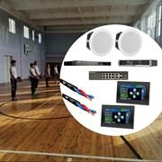 Комплект потолочной  акустики для образовательных учреждений  (2000 -2500 квадратных метров)