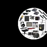 Комплект оборудования для записи музыкальных коллективов