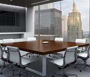 Комплект малая переговорная, для совместной работы в конференц-залах небольшого размера