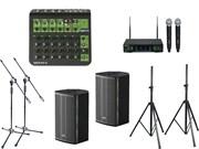 Комплект звукового оборудования Volta мощностью 700 Вт