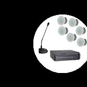 Система трансляции и оповещения для ситуационного центра