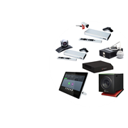 Система для конференц-связи Polycom для переговорной 60м2, до 20 участников