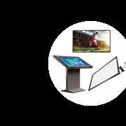 Сенсорная интерактивная навигация для Бизнес центров
