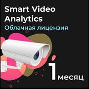 Smart Video Analytics Анализ видеоданных и управление сложным визуальным контентом. Подписка на 1 месяц