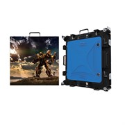 Кабинет светодиодного экрана Umvek-i  p2,5 160х160 3840Hz 800cd/m2 640х640mm 256x256px интерьерный