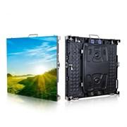 Кабинет светодиодного экрана Umvek-x  p3,91 250х250 1920Hz 5000cd/m2 500х500mm 128x128px уличный