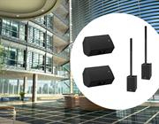 Мобильный комплект звука для мероприятий в деловых комплексах на основе оборудования Yamaha