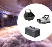 Комплект для создания атмосферных эффектов для проведения мероприятий в отелях и деловых комплексах