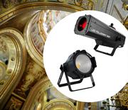 Комплект сценического освещения для церкви