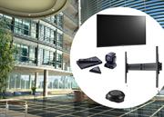 Бюджетный комплект точка-точка для зоны ВКС гостинично-делового комплекса.